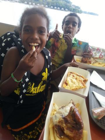 Life Begins In Vanuatu Wendy Griffin Volunteer Service Abroad